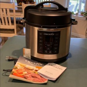 🥣 🍲 Croc-Pot Express Cooker